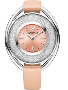 Swarovski Ladies Crystalline Pink Watch 5158546
