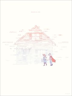 Kevin Tong. Eternal sunshine of the spotless mind print.