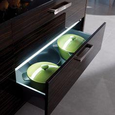 Hd led drawer light using lumilum led cool white strip lights cut led drawer light workwithnaturefo