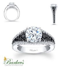 Barkev's Diamond Engagement Rings New Collection 2014