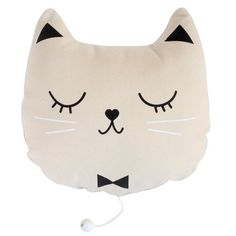 coussin musical Chat Zü - Deco Graphic
