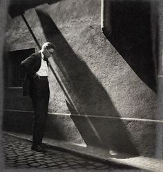 Prague, 1928 - by Josef Sudek (1896 - 1976), Czech