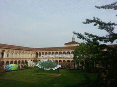 Università degli Studi during Fuorisalone