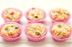 Muffiny przepis na ostro