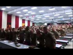 Militari Americani canta - Traim vremi de har ca Ilie Concert, Concerts