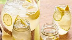 Get this all-star, easy-to-follow Gina's Homemade Lemonade recipe from Patrick and Gina Neely