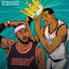 KD the King