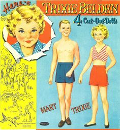 Trixie Belden - DollsDoOldDays - Picasa Web Albums