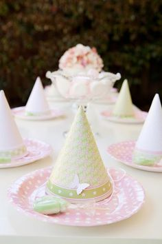 Mummy's Little Dreams: Fairy Party Theme