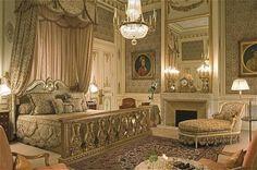 Ritz Carlton Paris suite