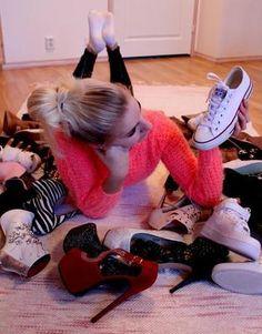 Yli 60 kenkäparin omistaja :) by sanna-maija A.