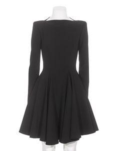"""""""Plein Sud"""" flared dress"""