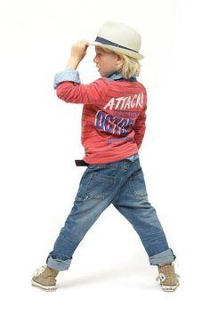 Kids Wear Moodstreet Summer 13 Blouse: B25T4 Sweat: S20T4 Pants: P35T4