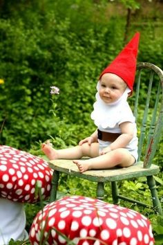 Baby Gnome Halloween Costume