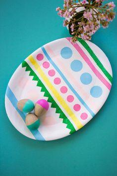 DIY an Easter egg tr