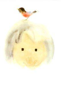 The Bird and the Girl - Chihiro Iwasaki