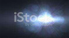 Light Lens Flare Overlay, Transition, Film Burn, Light leak royalty-free stock photo