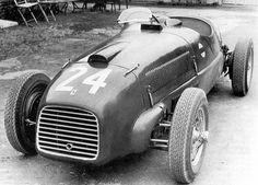 1948 circuito di mantova - gabriele besana (ferrari 166sc) 9th | by Cor Draijer