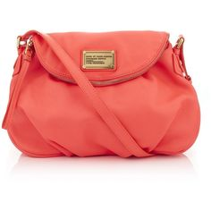 Marc by Marc Jacobs Classic Q Natasha Shoulder Bag - I have this in electric blue & am obsessed w/ it!!!