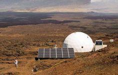 La NASA inicia una simulación de un viaje a Marte con 6 personas encerradas un año