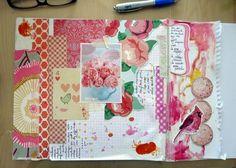 #Art #journal by chiknana