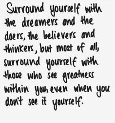 Be great <3