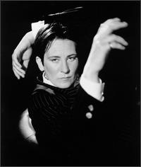 k.d. lang -- An incredible voice. I think I own every recording she's ever made.