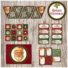 Free Printable Vintage Christmas