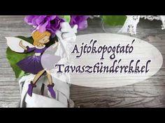kosarbolt.hu~Ajtókopogtató Tavasztündérekkel - YouTube