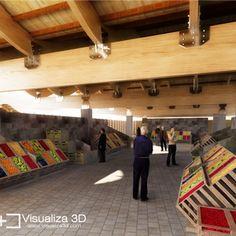 Visualiza 3D Arquitectura y Rendering - Renders Conceptuales