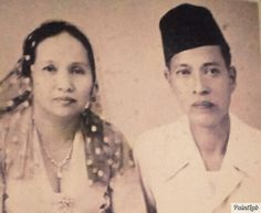 My Grandfather H.A.Fachruddin and grandmother H.St.Juwaenah is the parents of my father