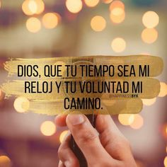 Gods Love Quotes, Quotes About God, Bible Verses Quotes, Faith Quotes, Christian Memes, God Loves Me, Spanish Quotes, Faith In God, Dear God