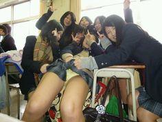 生活感溢れる女子高生のおふざけ画像!!楽しそうで可愛いwwwwwww gJdN6LO