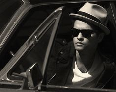Bruno Mars as cool as ever!
