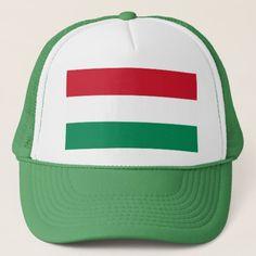 Shop Patriotic Hungary Flag Trucker Hat created by topdivertntrend. Tajikistan Flag, Chicago City Flag, Uzbekistan Flag, Hungary Flag, Elephant Hat, Embroidered Baseball Caps, Custom Hats, Madagascar, Bulgaria