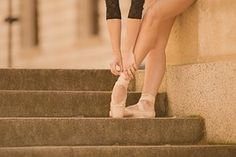 Ballerino Di Balletto, Scarpe Da Punta