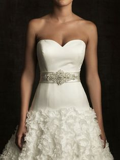Allure S37 Bridal Sash #Pearl & Glass Bead Sash Belt , #wholesale bridal sash belts, #rhinestone sashes, #rhinestone belts pearl sashes, #pearl belts, #beaded belts, #beaded sashes, #satin belts, #satin sashes, #floral sashes, #floral belts, #bridal belts, #timelesstreasure