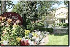 Samuel's Grande Manor - Buffalo Wedding Venues for Brides in Buffalo, Niagara Falls and Western New York - Map compiled by KZO Studio Wedding Videography (www.kzostudio.com) - Click for more information on this venue!