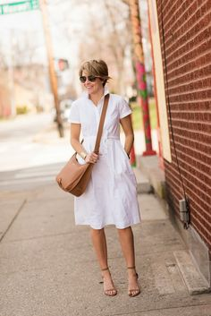 GiGi New York | Seersucker + Saddles Fashion Blog | Lauren Saddle Crossbody