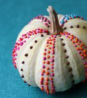 DIY Thanksgiving Pumpkin Project - A Beautiful Mess