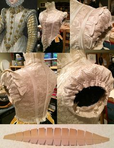 And now for something completely different, (at least for a hat blog) I'm working on an Elizabethan dress based on this portrait. (Don't ...