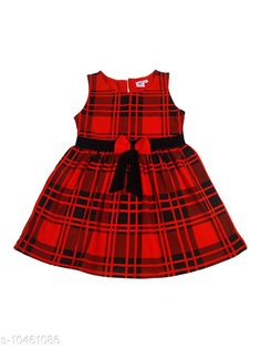 Checkout this latest Frocks & Dresses Product Name: *GIRLS FANCY FROCK* Fabric: Cotton Sleeve Length: Sleeveless Pattern: Printed Multipack: Single Sizes: 4-5 Years, 5-6 Years, 6-7 Years, 7-8 Years Easy Returns Available In Case Of Any Issue   Catalog Rating: ★4.2 (658)  Catalog Name: Free Mask Pretty Fancy Girls Frocks & Dresses CatalogID_1907423 C62-SC1141 Code: 743-10461086-258