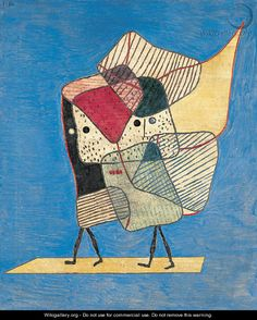 Zwillinge (Twins) - Paul Klee