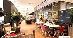 Granola Graz. Burger, Coffee & Breakfast! Granola, Conference Room, Coffee, Breakfast, Table, Projects, Furniture, Home Decor, Graz