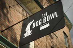 On the Grid :: The Dog Bowl, Dundas West, Toronto
