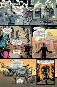 click for super-sized previews of Howling Commandos of S.H.I.E.L.D. (2015-) #3