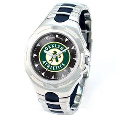 Oakland Athletics MLB Mens Victory Series Watch