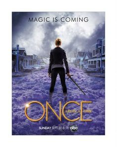 Once Upon a Time...love this TV show!