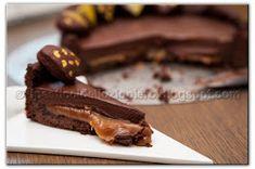 I Pasticci dello Ziopiero: Crostata Caramello Salato e Cioccolato (by Ernst Knam)