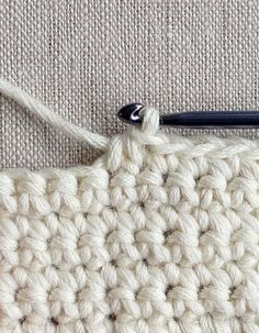Single RowDecrease - Crochet Tutorials - Knitting Crochet Sewing Embroidery Crafts Patterns and Ideas!